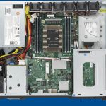 Supermicro SYS 1019P FHN2T Top View