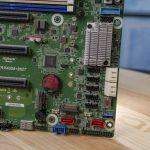 ASRock Rack TRX40D8 2N2T Dual M.2 Fan Headers SATADOM