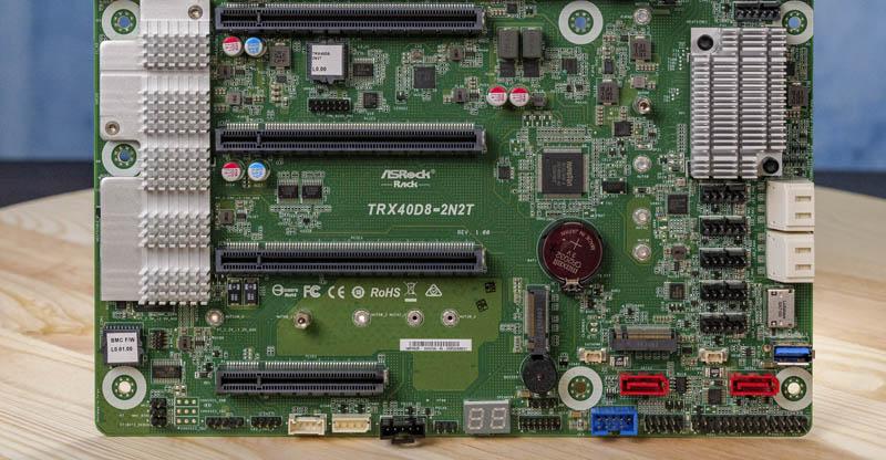 ASRock Rack TRX40D8 2N2T Platform Expansion