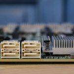 ASRock Rack TRX40D8 2N2T USB OcuLink SATA View