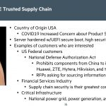 HPE Trusted Supply Chain Reasoning