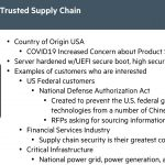 HPE Trusted Supply Chain Reasons