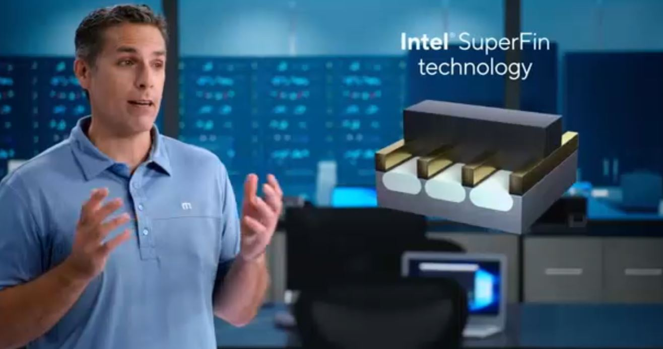 Intel 11th Gen Core With Iris Xe 10n SuperFin