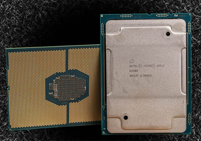 Intel Xeon Gold 6258R Cover