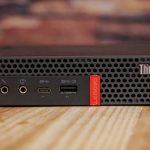 Lenovo ThinkCentre M720q Front
