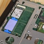 Lenovo ThinkCentre M720q Toshiba BG3 NVMe SSD