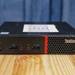 Lenovo ThinkCentre M900 Tiny Front