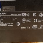 Lenovo ThinkCentre M900 Tiny Windows 10 Pro Sticker