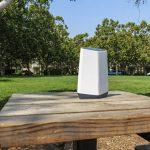 Netgear Orbi Pro WiFi 6 In Park Angle 1