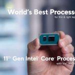 New 2020 Intel Tiger Lake