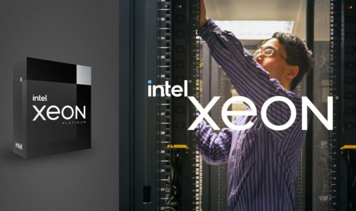 New 2020 Intel Xeon Brand