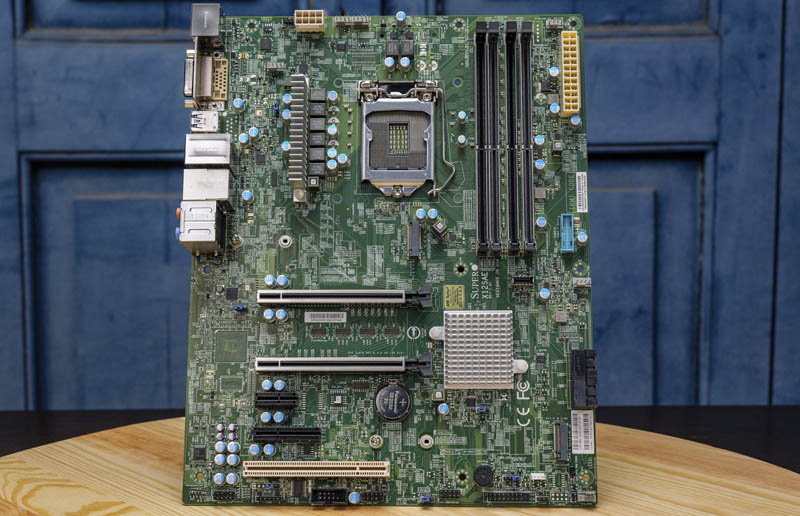 Supermicro X12SAE Overview