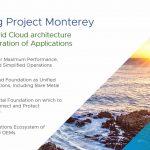 VMware VMworld 2020 SmartNIC Project Monterey