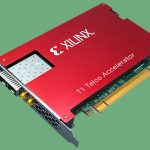 Xilinx T1 Telco Accelerator Cover