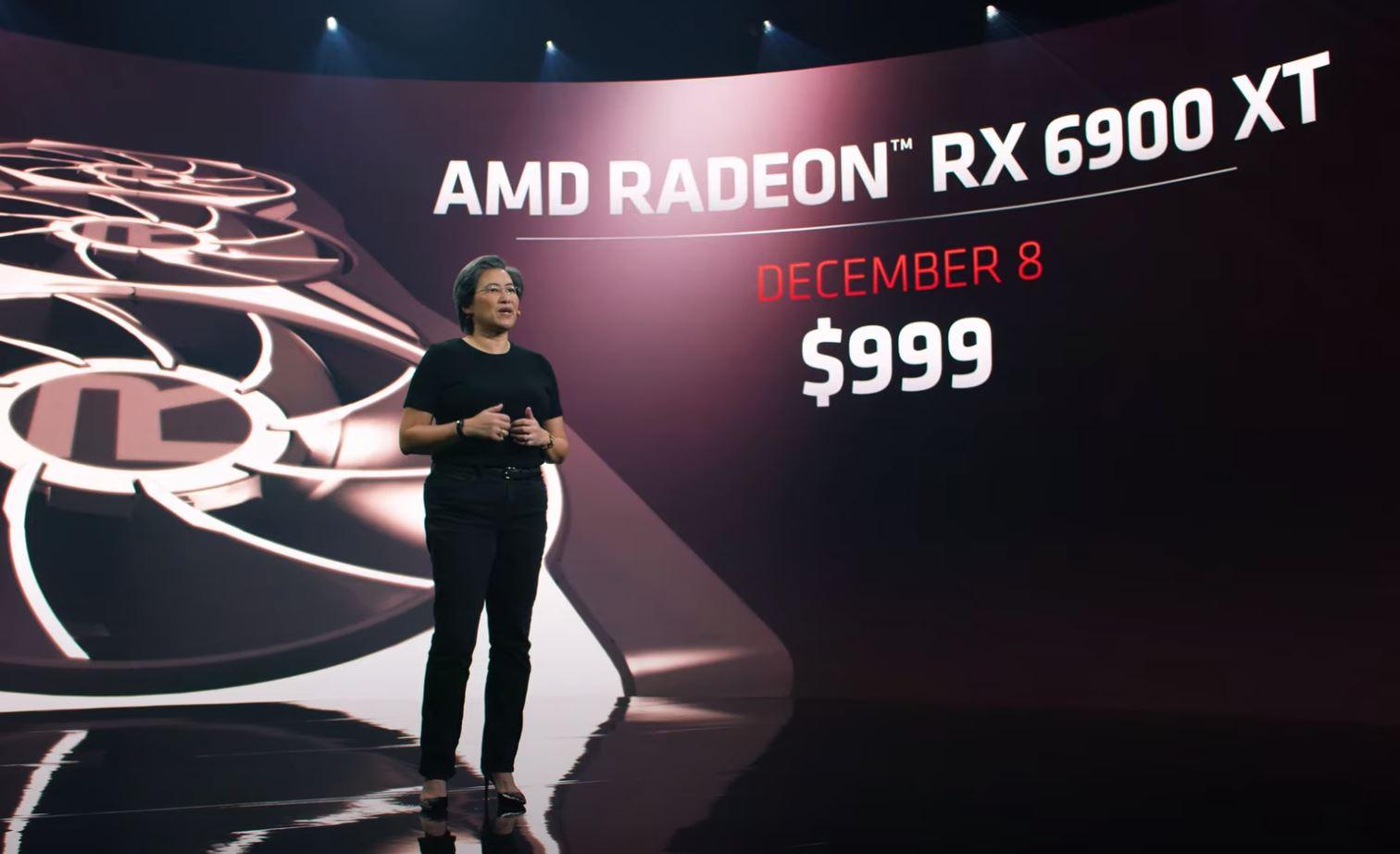 AMD Radeon RX 6900 XT Pricing