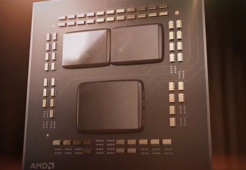 AMD Ryzen 5000 Series Package