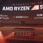 AMD Ryzen 5900X Specs