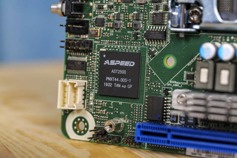 ASRock Rack E3C246D4I 2T ASPEED AST2500