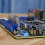 ASRock Rack E3C246D4I 2T PCIe Slot
