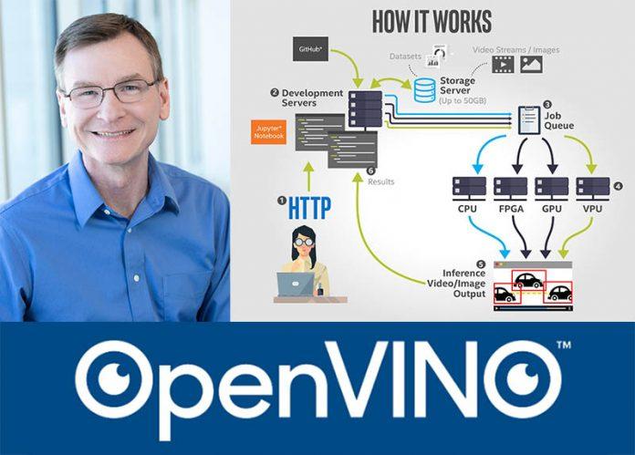 Bill Pearson Intel OpenVNIO DevCloud Cover