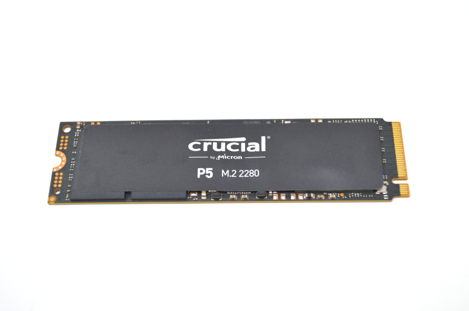 Crucial P5 1TB Front