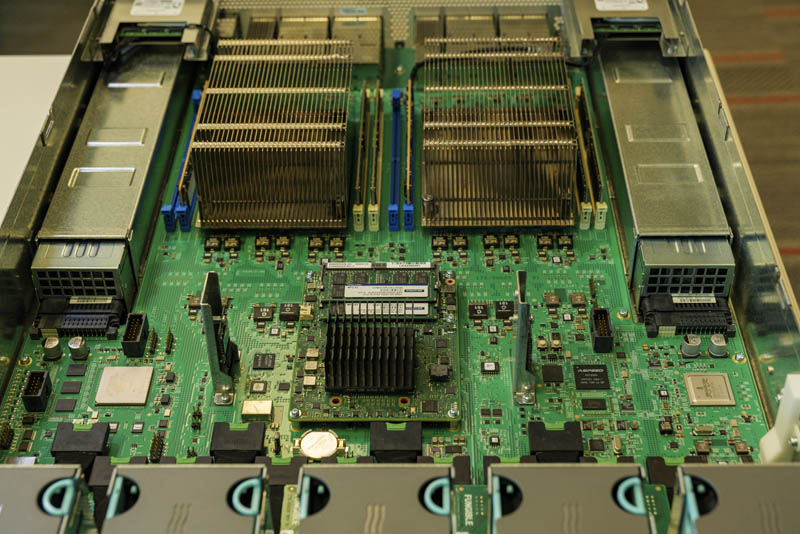 Fungible FS1600 At HQ Internal View Fan Side