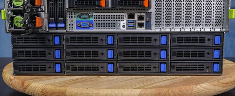 Gigabyte S452 Z30 Rear 3.5 In Drive Bays