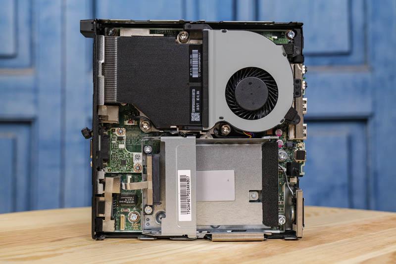 HP EliteDesk 800 G4 Mini Internal With SATA Assembly