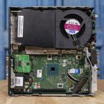Lenovo ThinkCentre M920q Tiny Internal View No HDD
