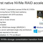 Marvell NativeRAID NVMe RAID Accelerator Overview
