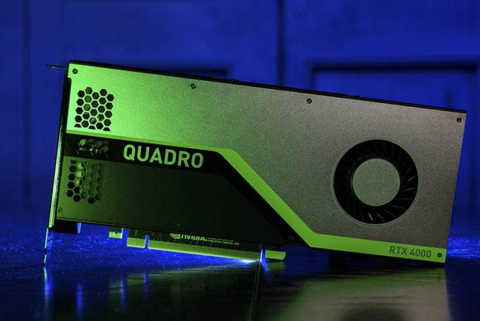 NVIDIA Quadro RTX 4000 Cover