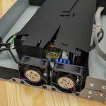 Netgear GS710TUP PSU Original Cover View