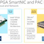 New Intel FPGA SmartNIC And PAC