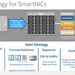 New Intel SmartNIC Strategy