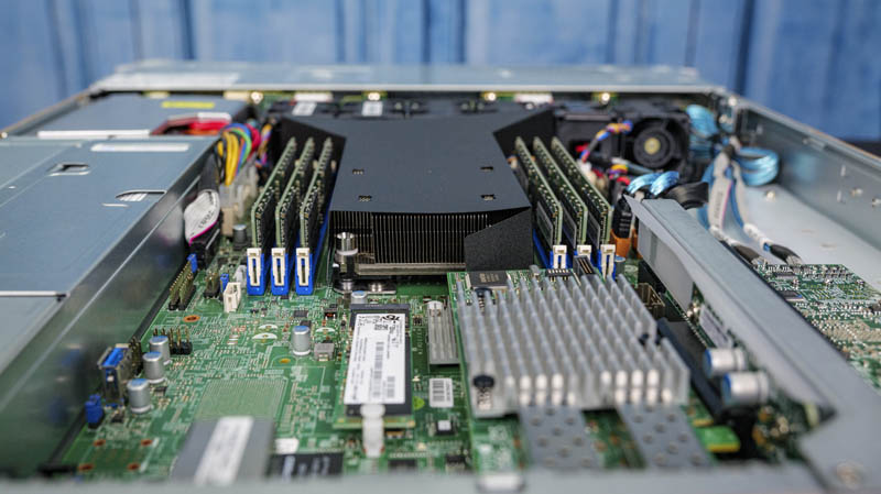 Supermicro SYS 1019P WTR Airflow