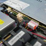 Supermicro SYS 1019P WTR Optional Dual Port NVMe Backplane Connectors