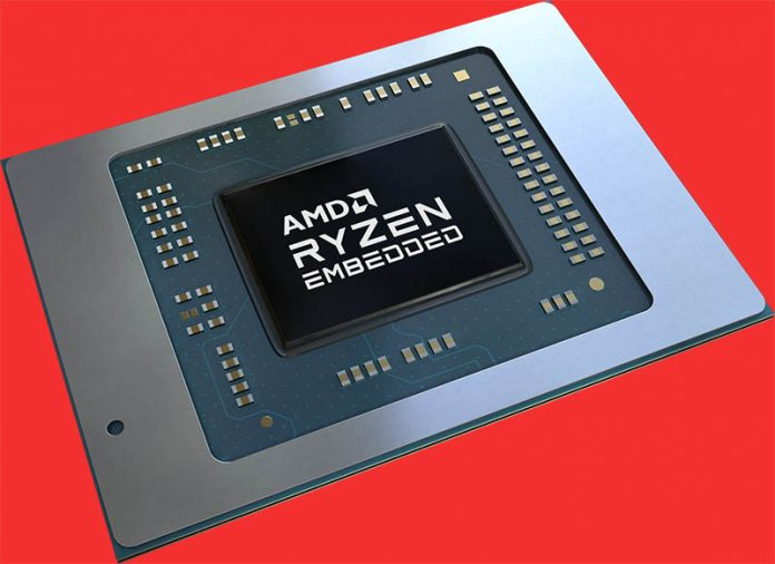 AMD Ryzen Embedded V2000 Cover