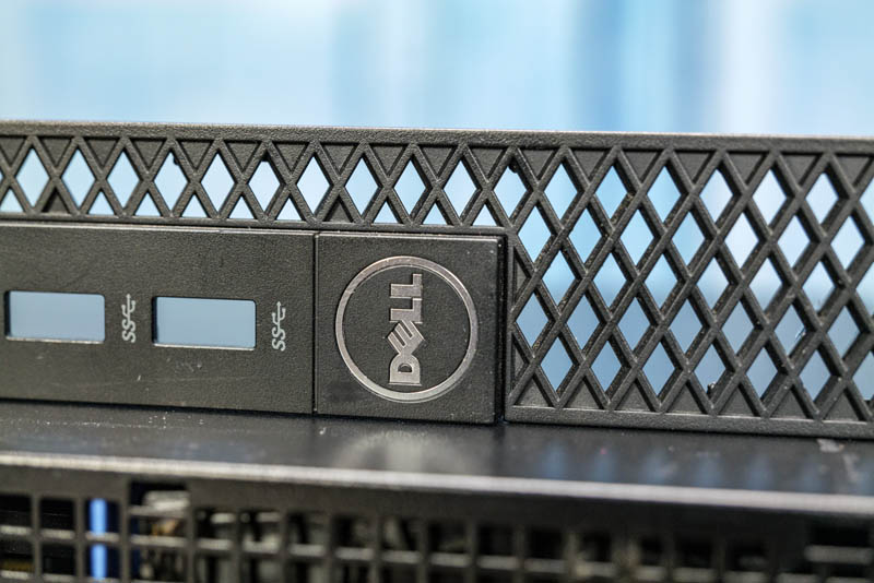 Dell OptiPlex 3050 Front Faceplate And Dell Logo