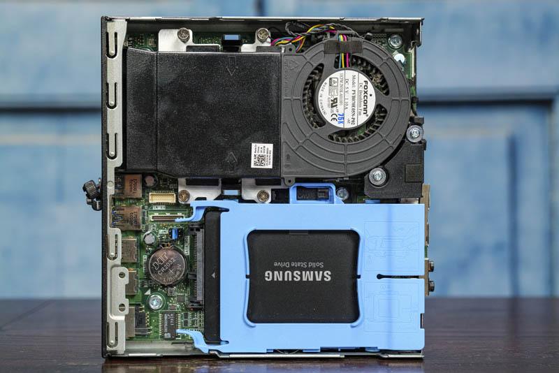 Dell OptiPlex 3050 2x DDR4 SODIMMs