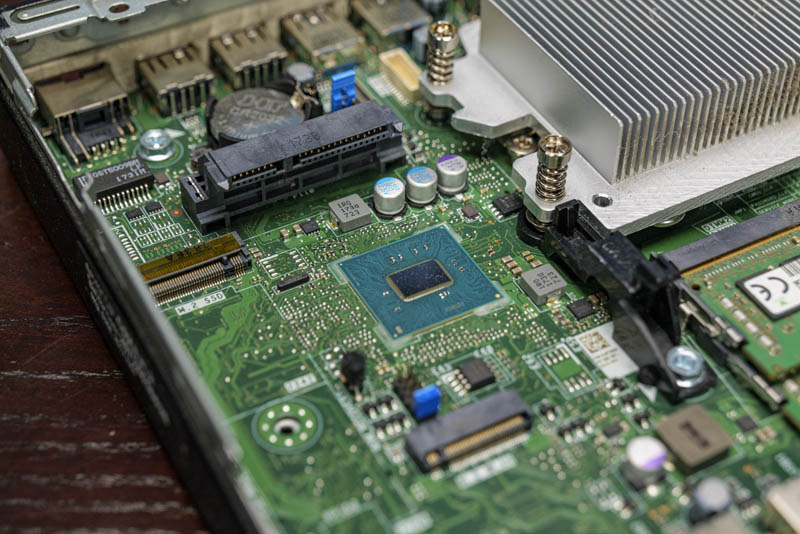 Dell OptiPlex 3050 M.2 SATA And Chipset