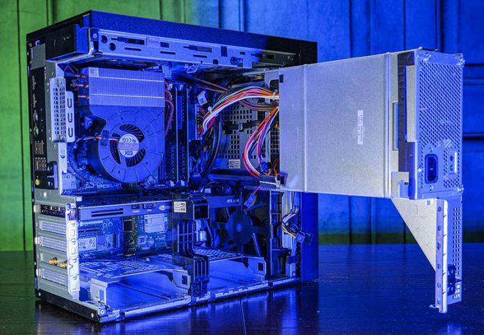 Dell Precision 3640 Cover Web
