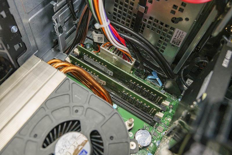 Dell Precision 3640 Workstation RAM