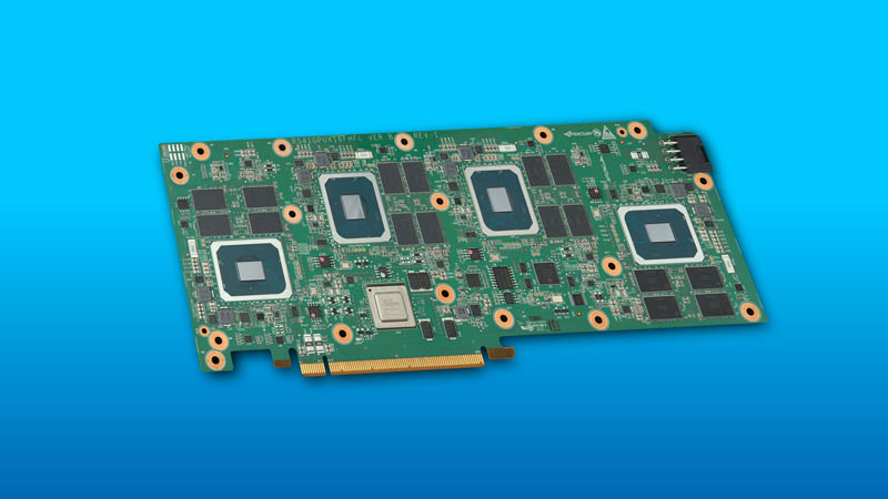 H3C XG310 PCIe Card Front Board