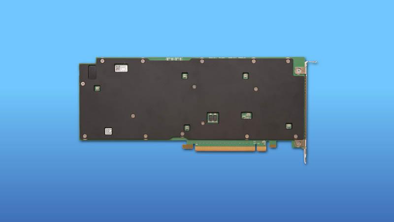 H3C XG310 PCIe With 4x Intel Server GPU Angle