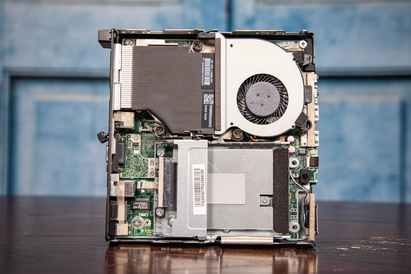 HP ProDesk 600 Mini Internal Overview