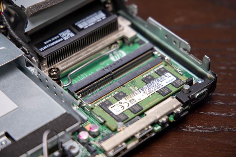 HP ProDesk 600 Mini Memory