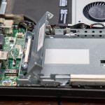 HP ProDesk 600 Mini 2.5 in carrier