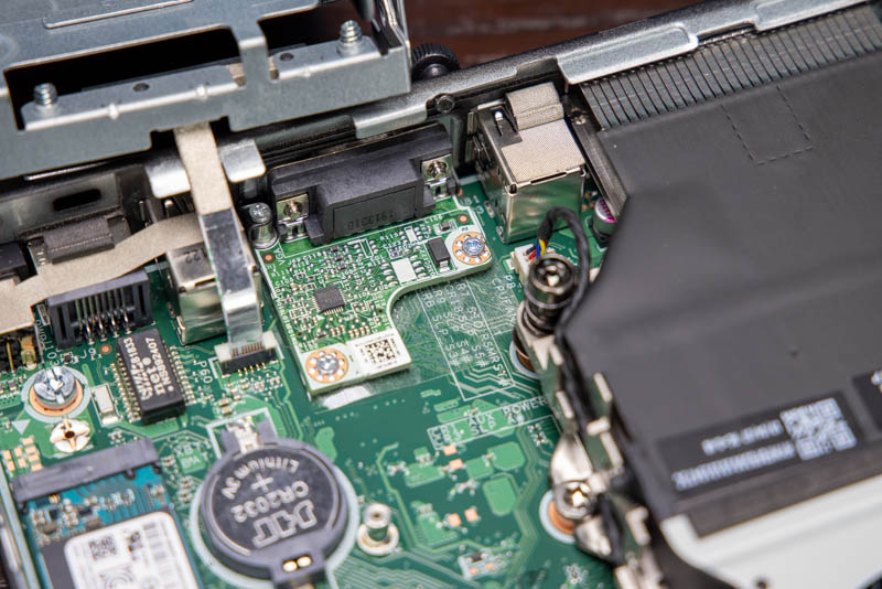 HP ProDesk 600 G4 Mini Optional Rear IO VGA Card