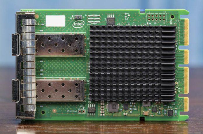 Intel X710 DA2 OCP NIC 3.0 Cover