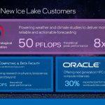 Intel Xeon New Ice Lake Customers SC20